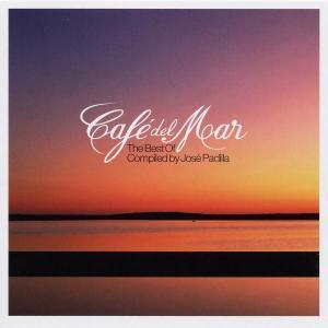 Café Del Mar: The Best Of  - Compiled By José Padilla - Cover