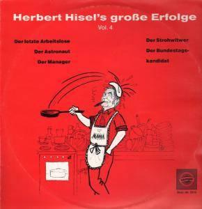 Herbert Hisel - Große Erfolge Vol.1