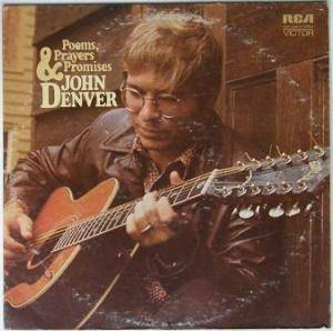 John Denver: Poems, Prayers & Promises - Cover