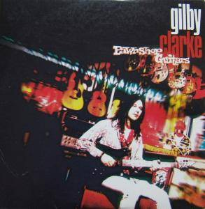 Cover - Gilby Clarke: Pawnshop Guitars