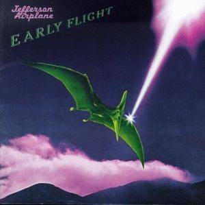 Jefferson Airplane: Early Flight - Cover