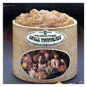 Cover - Lemon Pipers, The: Jungle Marmalade