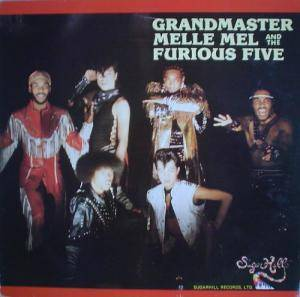 Grandmaster Melle Mel & The Furious Five: Grandmaster Melle Mel And The Furious Five - Cover