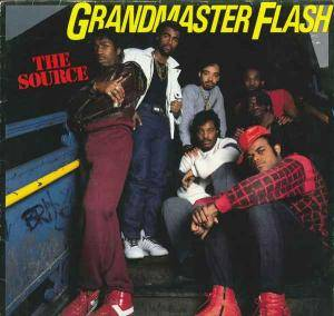 Cover - Grandmaster Flash: Source, The