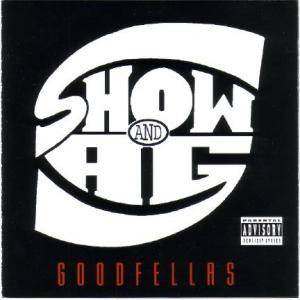 Showbiz & A.G.: Goodfellas - Cover
