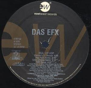 Cover - Das EFX: Real Hip Hop
