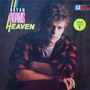 Bryan Adams: Heaven - Cover