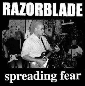 Cover - Razorblade: Spreading Fear