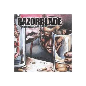 Cover - Razorblade: Skinheads Are Back