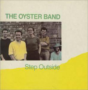 Cover - Oysterband: Step Outside