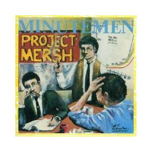 Cover - Minutemen: Project Mersh