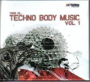 Cover - Analogue Brain: This Is... Techno Body Music Vol. 1
