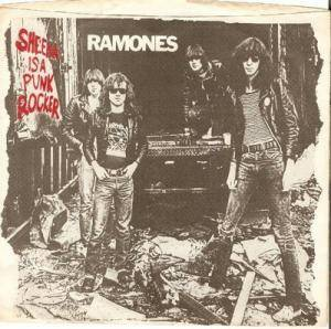 Ramones: Sheena Is A Punk Rocker - Cover