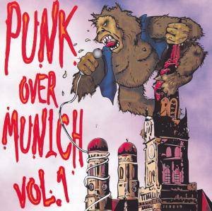 Punk Over Munich - Cover
