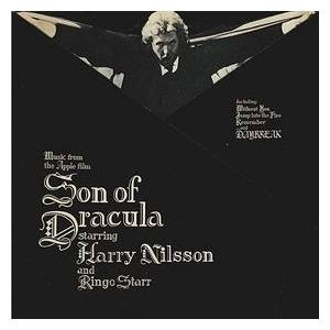 Cover - Harry Nilsson: Son Of Dracula