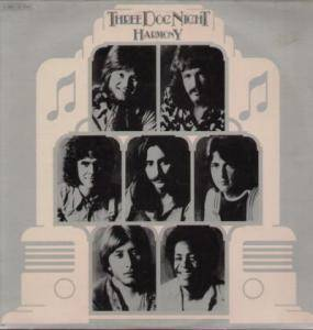 Cover - Three Dog Night: Harmony