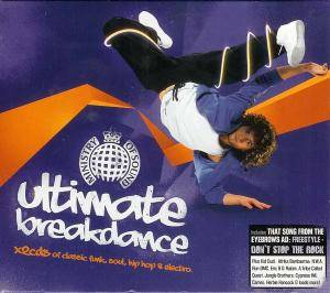 Ultimate Breakdance - Cover