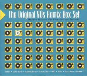 Original 80s Remix Box Set, The - Cover