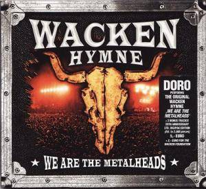 Cover - Skyline: Wacken Hymne (We Are The Metalheads)