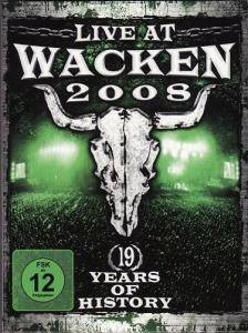 Cover - Headhunter: Live At Wacken 2008