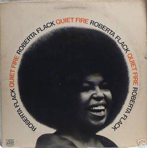 Cover - Roberta Flack: Quiet Fire