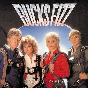 Cover - Bucks Fizz: Are You Ready