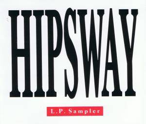 Cover - Hipsway: Scratch The Surface (LP Sampler)