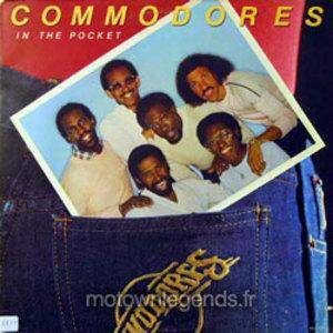 Cover - Commodores: In The Pocket