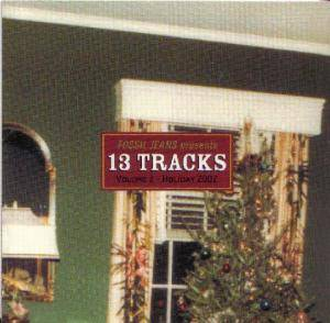 Cover - Baboon: Fossil Jeans - 13 Tracks Vol. 2