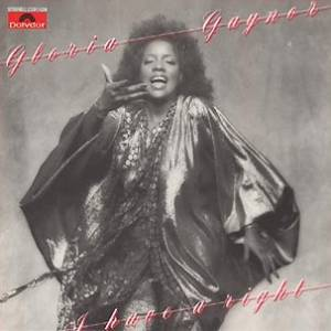 Cover - Gloria Gaynor: I Have A Right