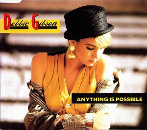 Debbie Gibson: Anything Is Possible - Cover