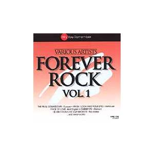 Forever Rock Vol. 1 - Cover