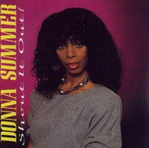 Donna Summer: Shout It Out! - Cover