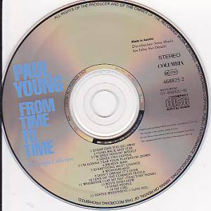 Paul Young / Zucchero & Paul Young / Clannad & Paul Young: From Time To Time: The Singles Collection (Split-CD) - Bild 3