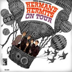 Cover - Herman's Hermits: On Tour