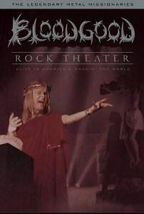 Cover - Bloodgood: Rock Theater