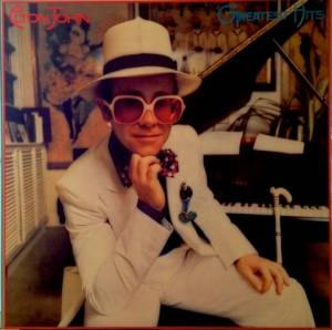 Elton John: Greatest Hits (LP) - Bild 1