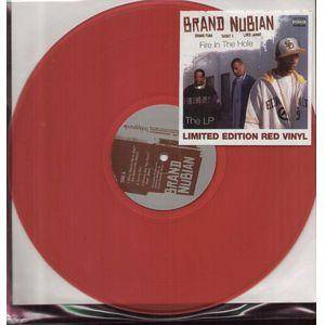 Cover - Brand Nubian: Fire In The Hole