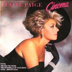 Cover - Elaine Paige: Cinema
