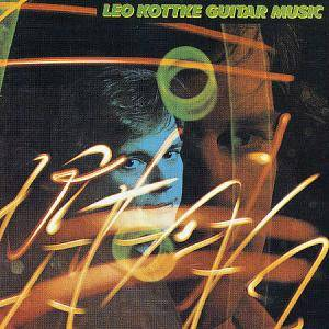 Leo Kottke: Guitar Music - Cover