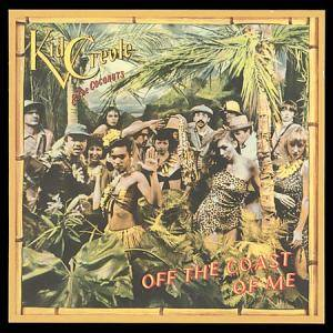 Kid Creole & The Coconuts: Off The Coast Of Me - Cover