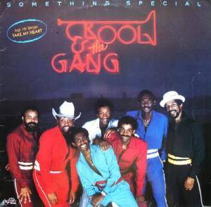 Kool & The Gang: Something Special - Cover