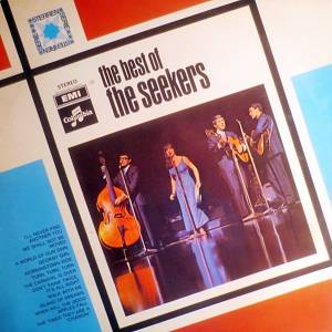 The Seekers: Best Of The Seekers (Columbia), The - Cover