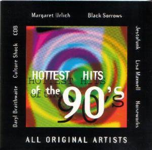 Cover - Margaret Urlich: BP - Hottest Hits Of The 90's