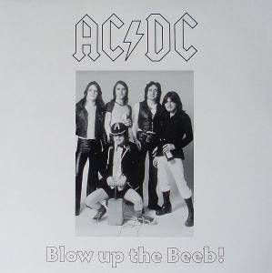 AC/DC: Blow Up The Beeb! (Volume One) - Cover