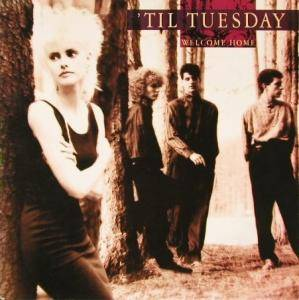 Cover - 'Til Tuesday: Welcome Home