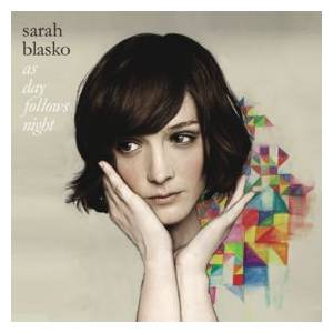 Sarah Blasko: As Day Follows Night - Cover