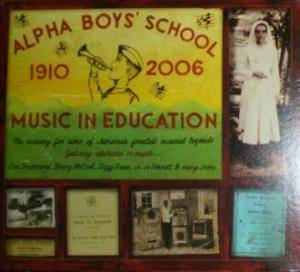 Alpha Boys' School - Music In Education - Cover