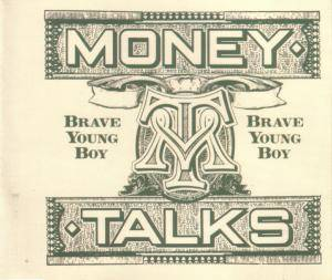 Money Talks: Brave Young Boy - Cover