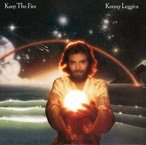 Kenny Loggins: Keep The Fire - Cover
